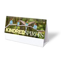 Kindred Spirits Desk Calendar