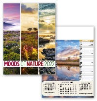 Moods of Nature Calendar