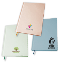 'The Eden' Recyclable Casebound Notebook